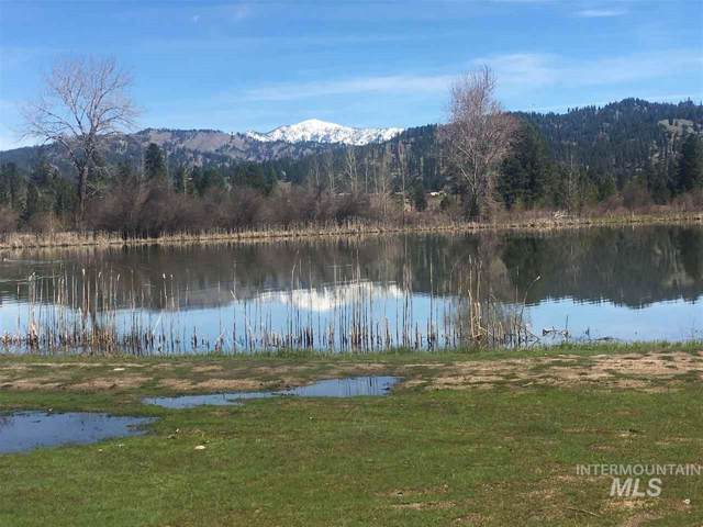 Block 8 Lot 9 Wapiti Ct., Garden Valley, ID 83622 (MLS #98748152) :: Silvercreek Realty Group