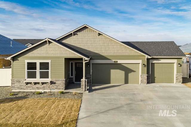 4657 S Zopiro Way, Meridian, ID 83642 (MLS #98748314) :: City of Trees Real Estate
