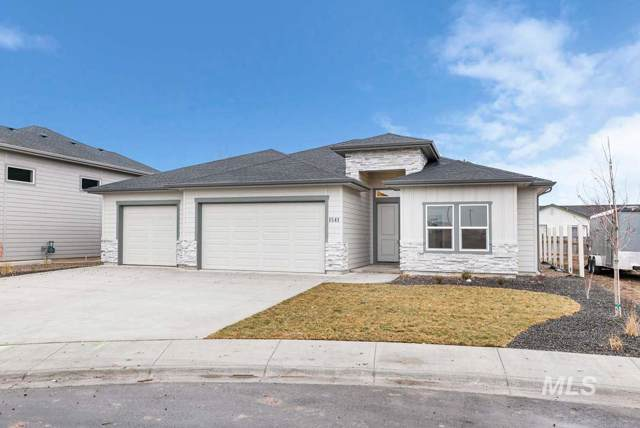 1541 W Cerulean St, Kuna, ID 83634 (MLS #98748410) :: Team One Group Real Estate