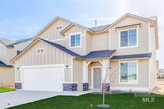 4161 S Barletta Way, Meridian, ID 83642 (MLS #98748422) :: Michael Ryan Real Estate
