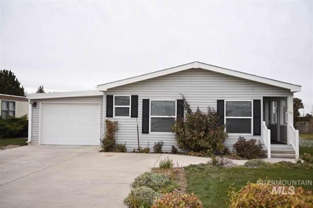 1414 Parke Avenue #32, Burley, ID 83318 (MLS #98749094) :: Boise River Realty