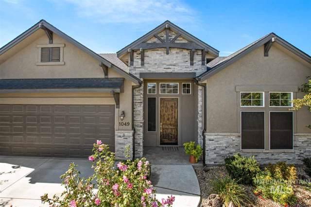 1049 E Radiant Ridge Drive, Meridian, ID 83642 (MLS #98749098) :: Boise River Realty