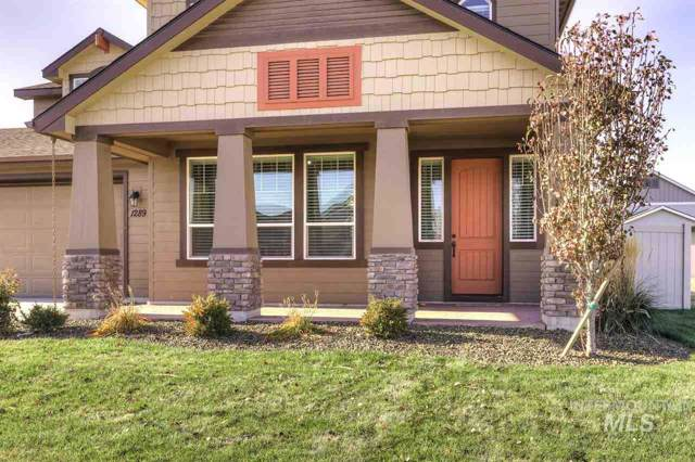 1289 W Christopher Dr, Meridian, ID 83642 (MLS #98749434) :: Idaho Real Estate Pros