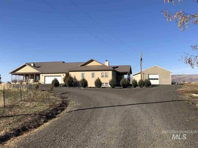2265 Keithley Creek Road, Midvale, ID 83645 (MLS #98750059) :: Beasley Realty