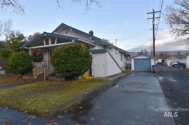 1007 13th Avenue, Lewiston, ID 83501 (MLS #98750191) :: Jon Gosche Real Estate, LLC