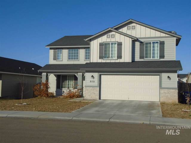 8170 W Saddlehorn St., Boise, ID 83709 (MLS #98750303) :: Team One Group Real Estate