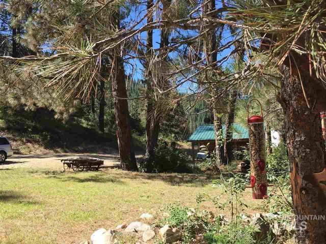 3555 Highway 21, Idaho City, ID 83631 (MLS #98751300) :: Jon Gosche Real Estate, LLC