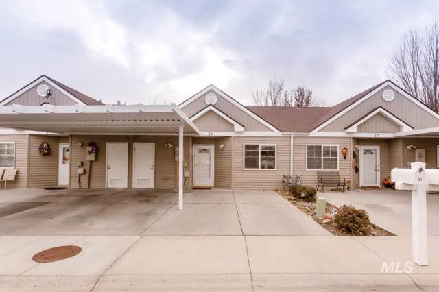 39 E E Waterbury Ln, Meridian, ID 83646 (MLS #98751464) :: Jon Gosche Real Estate, LLC