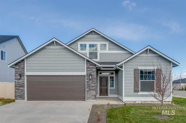 3450 E Santo Stefano Ct, Meridian, ID 83642 (MLS #98751954) :: New View Team