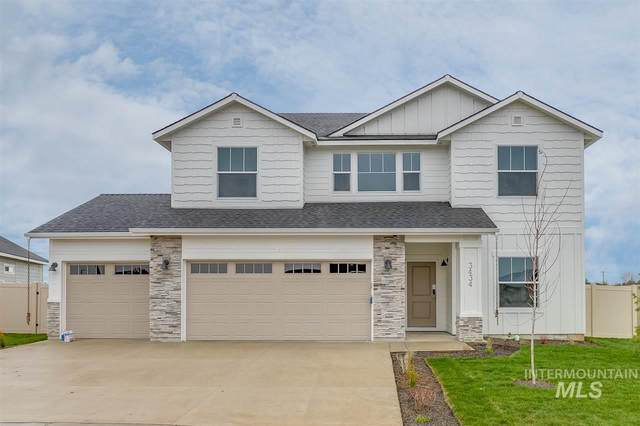 3434 E Santo Stefano Ct, Meridian, ID 83642 (MLS #98751971) :: New View Team