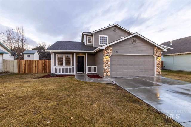 439 Arrowhead, Nampa, ID 83642 (MLS #98752040) :: Boise Valley Real Estate