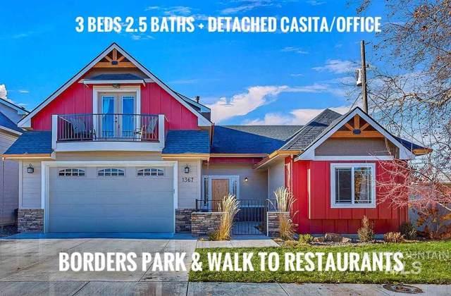 1367 N Ethridge Ln, Boise, ID 83704 (MLS #98752199) :: Full Sail Real Estate