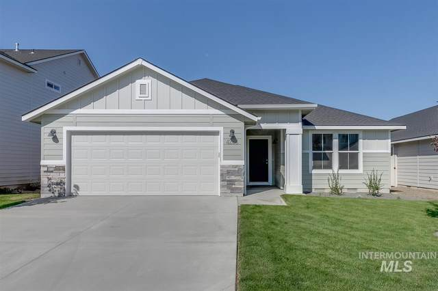 1511 W Buffalo River Dr, Meridian, ID 83642 (MLS #98752209) :: Juniper Realty Group