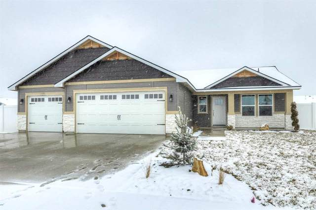345 Brown Bear Way, Fruitland, ID 83619 (MLS #98752713) :: New View Team