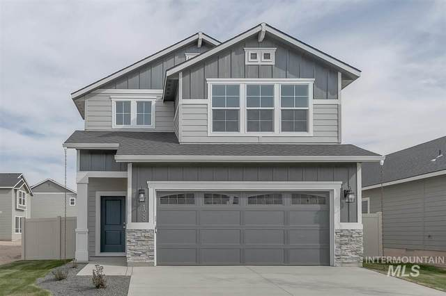 3278 S Glacier Bay Ave, Meridian, ID 83642 (MLS #98752737) :: New View Team