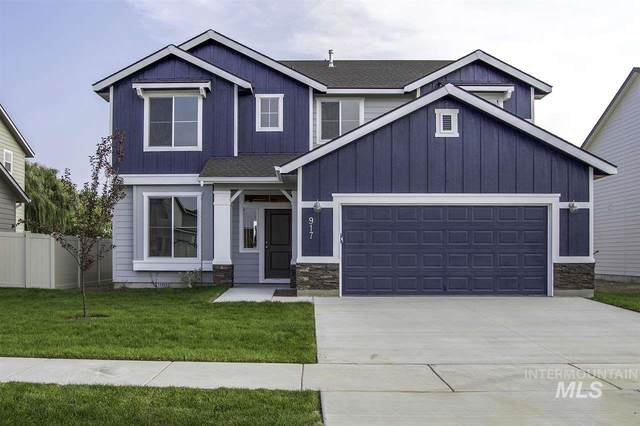 4365 W Spring House Dr, Eagle, ID 83616 (MLS #98752874) :: Michael Ryan Real Estate