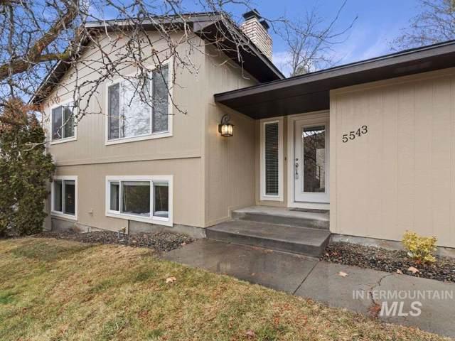 5543 N Collister Dr, Boise, ID 83703 (MLS #98752893) :: Idaho Real Estate Pros