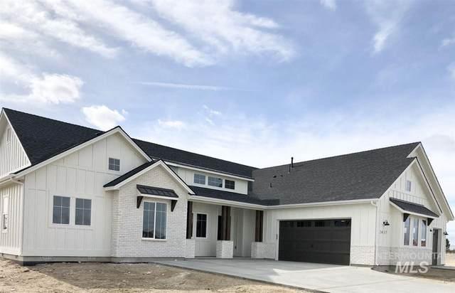 2497 E Brace Drive, Meridian, ID 83646 (MLS #98753061) :: Michael Ryan Real Estate
