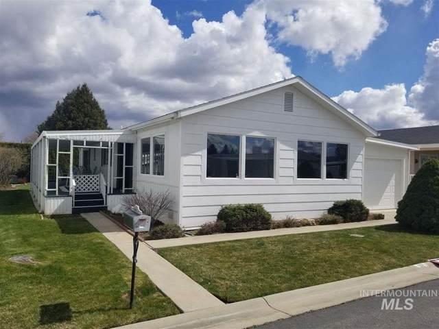 9390 W.Ustick Rd. #52, Boise, ID 83704 (MLS #98753073) :: Juniper Realty Group