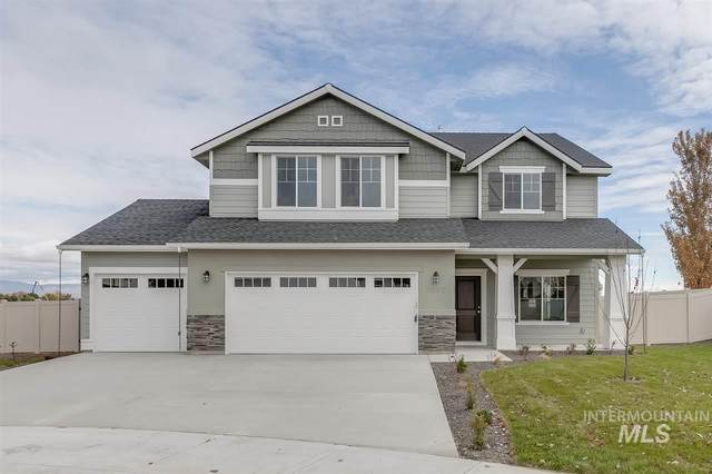 5195 W Philomena St, Meridian, ID 83646 (MLS #98753101) :: Story Real Estate