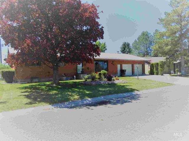 2526 Hansen Ave, Burley, ID 83318 (MLS #98753281) :: New View Team