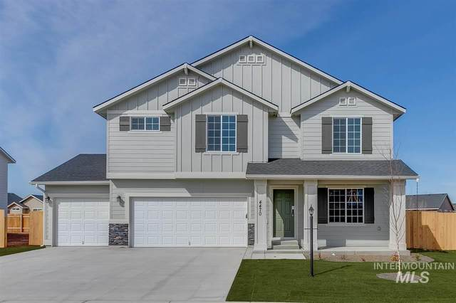 4470 E Stone Falls Dr., Nampa, ID 83686 (MLS #98753342) :: Story Real Estate