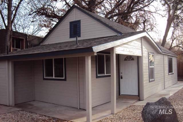 1064 N Clithero Drive, Boise, ID 83703 (MLS #98753533) :: Boise River Realty