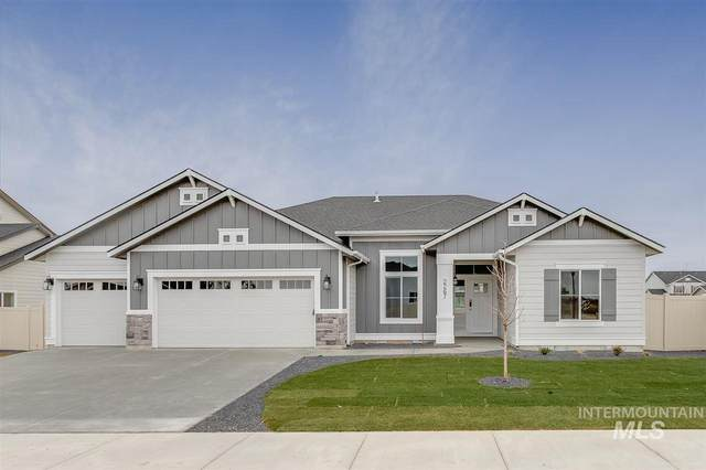 6059 N Jericho Rd, Meridian, ID 83646 (MLS #98754363) :: Jon Gosche Real Estate, LLC