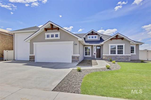 4507 W Star Hollow Ct., Meridian, ID 83646 (MLS #98754414) :: Michael Ryan Real Estate