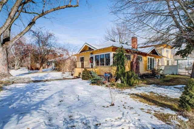 2102 N 19TH ST, Boise, ID 83702 (MLS #98754530) :: Boise River Realty