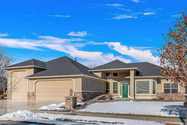 1431 S Whitewater Ct, Nampa, ID 83686 (MLS #98754543) :: Minegar Gamble Premier Real Estate Services