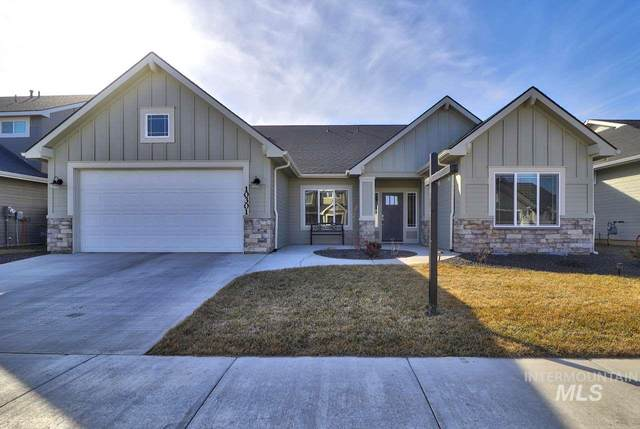 10301 Baker Lake St., Nampa, ID 83687 (MLS #98754654) :: New View Team