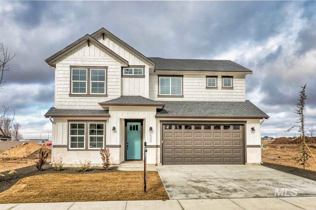 1520 W Cerulean St, Kuna, ID 83634 (MLS #98754927) :: New View Team