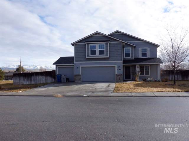 1690 SW Silverstone Ave, Mountain Home, ID 83647 (MLS #98755073) :: Adam Alexander
