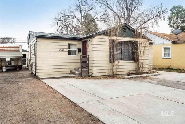 1616 S Shoshone, Boise, ID 83705 (MLS #98755235) :: Beasley Realty