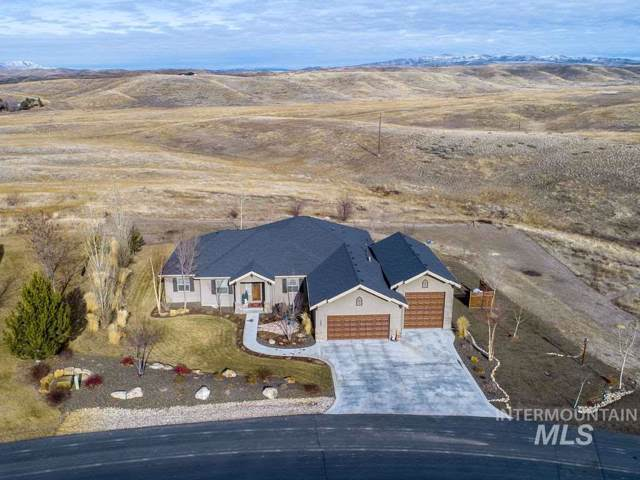 7951 N Grand Ridge Lane, Eagle, ID 83616 (MLS #98755366) :: Navigate Real Estate