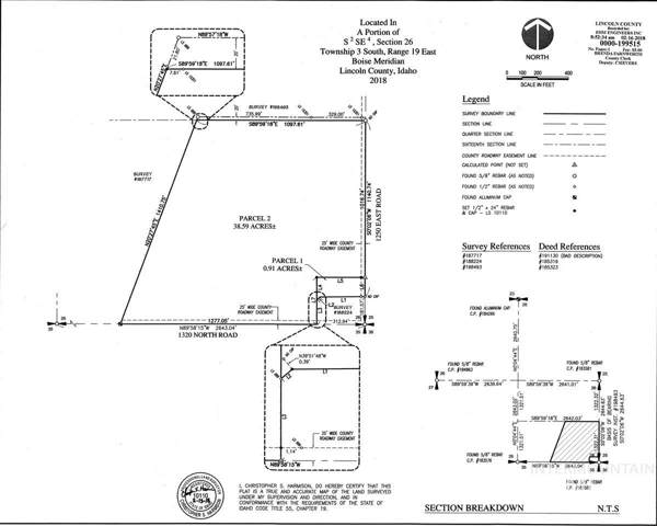 TBD N 1250 E, Richfield, ID 83349 (MLS #98755418) :: Boise River Realty