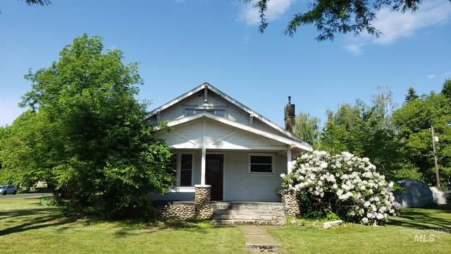 716 Idaho Street, Kamiah, ID 83536 (MLS #98755737) :: Epic Realty