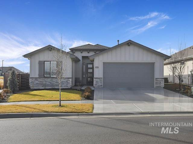 4593 W Greenspire, Meridian, ID 83646 (MLS #98755916) :: Michael Ryan Real Estate