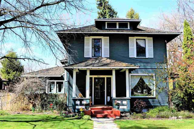 703 N 18th St., Boise, ID 83702 (MLS #98755999) :: City of Trees Real Estate