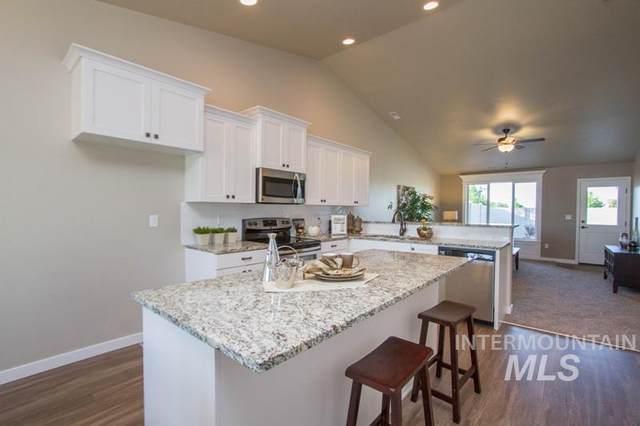 2347 E Cougar Creek St, Meridian, ID 83646 (MLS #98756073) :: New View Team