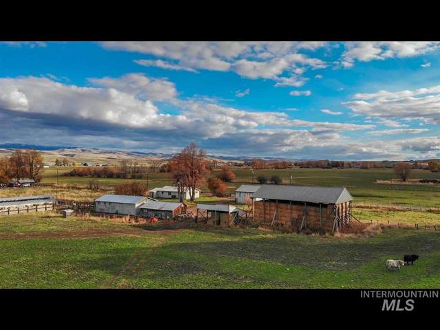 2260 Mundy Gulch, Indian Valley, ID 83632 (MLS #98756778) :: Minegar Gamble Premier Real Estate Services