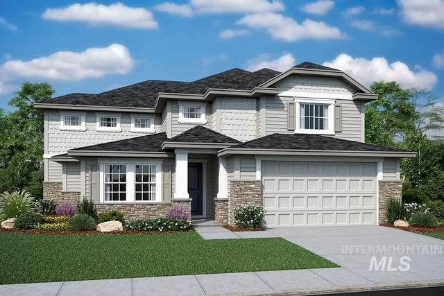 2362 E Shady Glade Drive, Meridian, ID 83642 (MLS #98756902) :: Michael Ryan Real Estate