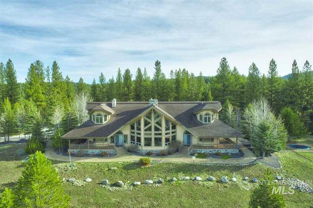 264 Barker Loop, Donnelly, ID 83615 (MLS #98756988) :: Boise River Realty