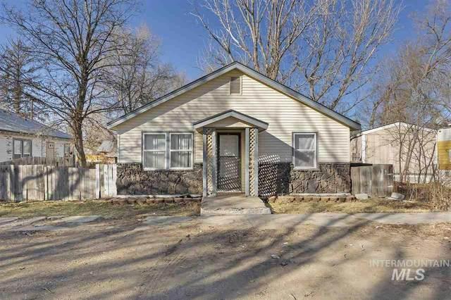 309 Nebraska Street, Gooding, ID 83330 (MLS #98757033) :: Boise River Realty
