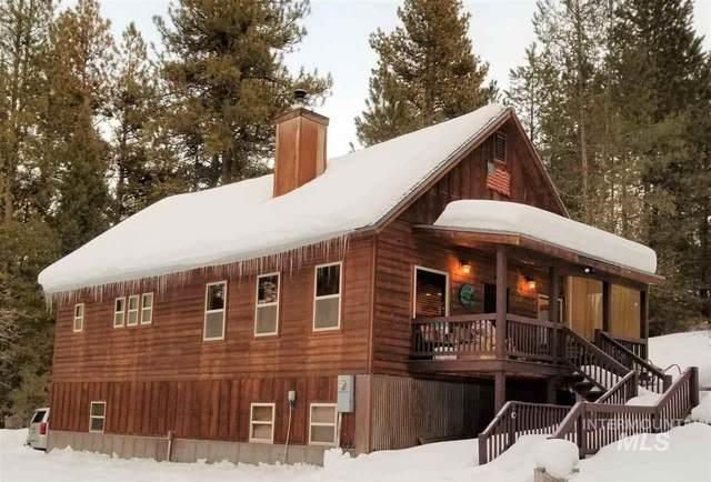 15 Bull Pine Place, Cascade, ID 83611 (MLS #98757098) :: Bafundi Real Estate
