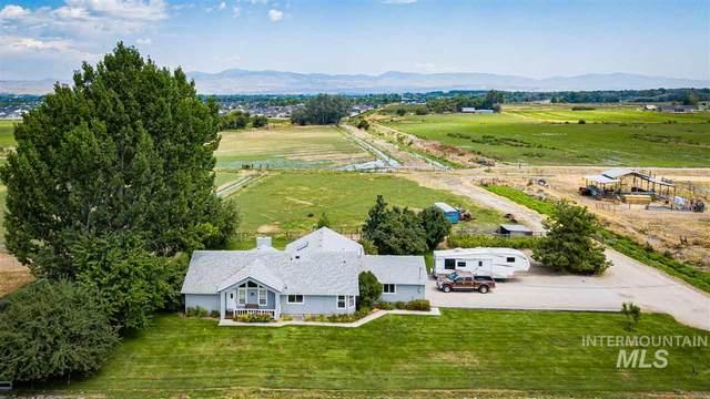 370 N Longhorn Ave, Eagle, ID 83616 (MLS #98757188) :: Boise River Realty