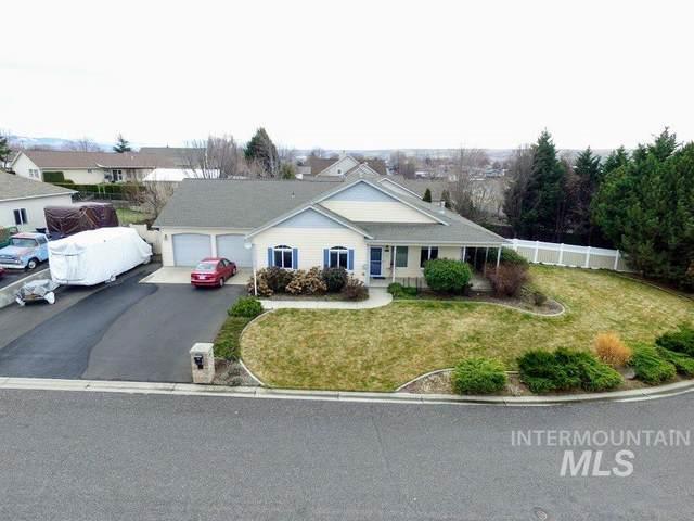 1741 Ridgeview Dr., Clarkston, WA 99403 (MLS #98757439) :: New View Team