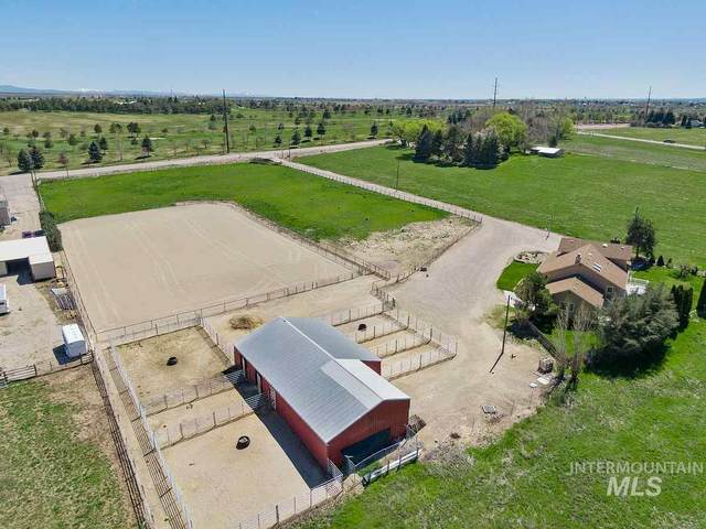 10781 S Cloverdale Rd, Kuna, ID 83634 (MLS #98757664) :: Boise Valley Real Estate