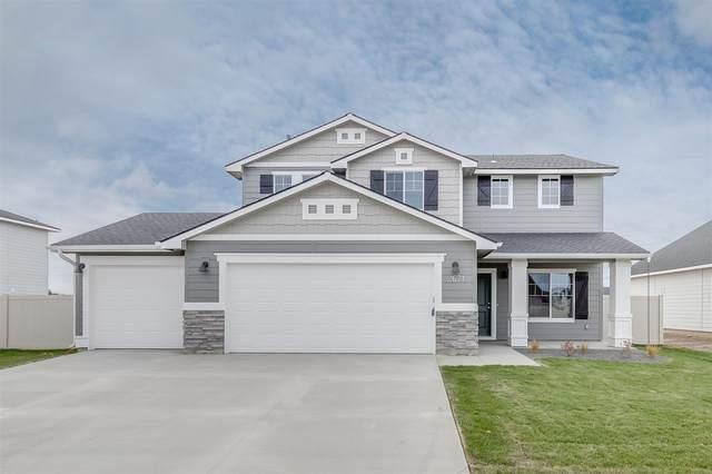 4111 S Barletta Way, Meridian, ID 83642 (MLS #98757733) :: Navigate Real Estate